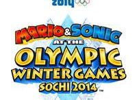 Mario & Sonic at Sochi 2014 / A collection of artwork, screenshots and other images from Mario & Sonic at the Sochi 2014 Olympic Games on the Nintendo Wii.  Visit http://www.superluigibros.com/ for more information on this game.