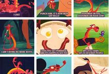 Mulan must be !! / All that is Mulan