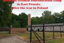 GERMAN CONCENTRATION CAMP STUTTHOF. EAST PRUSSIA. NEAR GDAŃSK.
