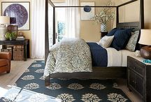 Master Bedroom Ideas / by Heather Brown