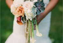 Cascade bouquets / Cascade bouquets are making a comeback.  / by Sophisticated Floral Designs