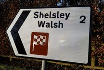 Brown Signage / 5th February 2015