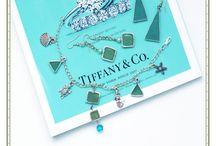 Украшения Тиффани Tiffany jewelry