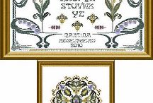 Cross Stitch - Chatelaines I would love to stitch / by Nicola Maltby