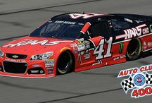 2018 Auto Club 400 Monster Energy NASCAR Cup Series, March 18 on Fox