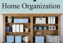 Home Organization / by Julia Buckland