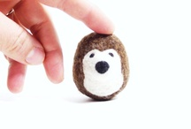 Stuffed Toys / by Ida Jane