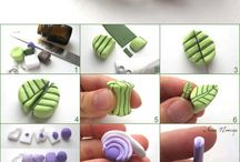 polymer clay MK