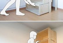 Clever furniture ideas for small spaces