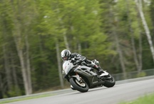 Motorcycling at the Peaks