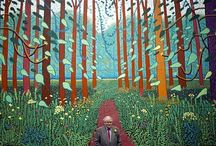 David Hockney / English artist (1937-