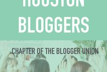 Houston Blogger Union Group Board / A place for Houston Bloggers to share their pins and repin other members. Limit to 3 pins per day. To join this board: 1. Follow The Blogger Union, 2. Follow this board, and 3. Email info@thebloggerunion.com requesting to be added to this board.