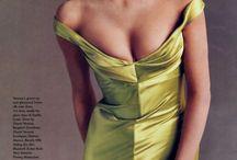 Linda Evangelista & Top Models