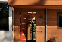 Design | Front doors.