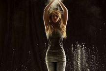 Flour / flour photography