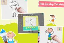 Apps til små børn