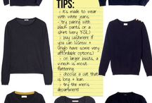 Style tips and tricks