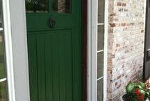 Front doors / by Mari Glass