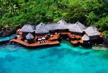 Laucala island Fiji, Maldives
