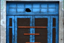 buildings / by Amy Christine Martin