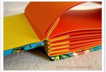 Cardboard, binding - Cartonaggio, legatoria / Idee per realizzazioni future