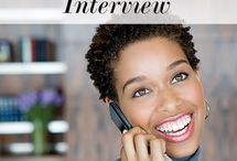 interview tips / by Dawn Larson