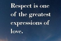 Respect / Respect is one of the core values at Vilkas. Being respectful makes you successful in life, also in business. Respect yourself & respect others. Respect life.