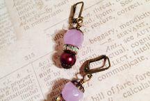 earring  náušnice