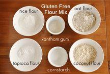 gluten vrije bloem mix