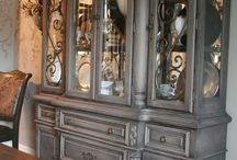 деревянная мебель / мебель, столярные изделия