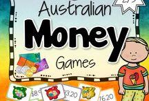 Money Activities -Australian Curriculum