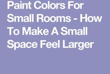 Tipy na malovani pokoje