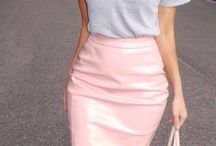 pastel fashion / Nothing makes life more interesting than some colour
