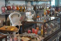 negozio caramelle