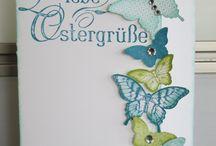 Ostern Karten