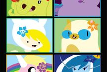 Adventure time madness