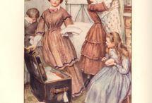 les 4 filles du Dr March little women
