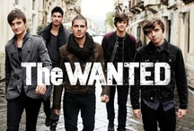 The Wanted!  / by Haley Franklin
