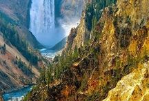 National Parks and Outdoor Destinations / Beautiful sights to see in America's national parks.