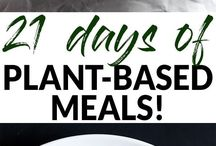 Plant based, vegan recipes, nutrition and inspiration