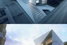 architecture. sharp