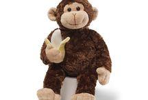 Stuffed Monkeys!