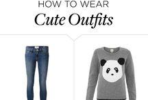 Cute panda C: