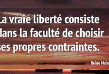 Liberté / liberty