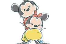 Disney Tsum Tsum^_^