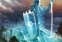 Wasser Element