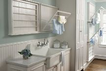 Laundry room / by Selena Metts