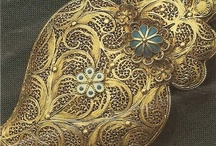 PORTUGAL - Gold and jewels. Filigree and traditional handcrafted masterpieces, from the ancient times to nowadays / Glam.