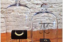 New jewellery  / Maru Spirit and LeeLoo Bird Jewellery @WE'AR / by wearyoga