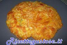 Secondi piatti - frittate / Ricette frittate facili e gustose ! https://www.ricettegustose.it/Categorie_ricette/Frittate_index.html